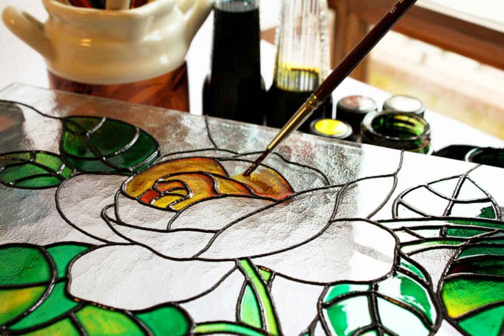 Art du verre festival du verre palau del vidre tourisme local PO 66