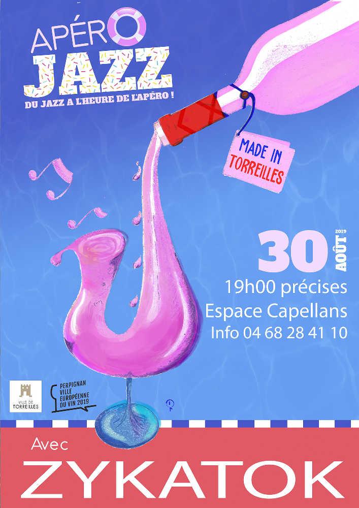 Soirées apéro concerts Catalogne Nord