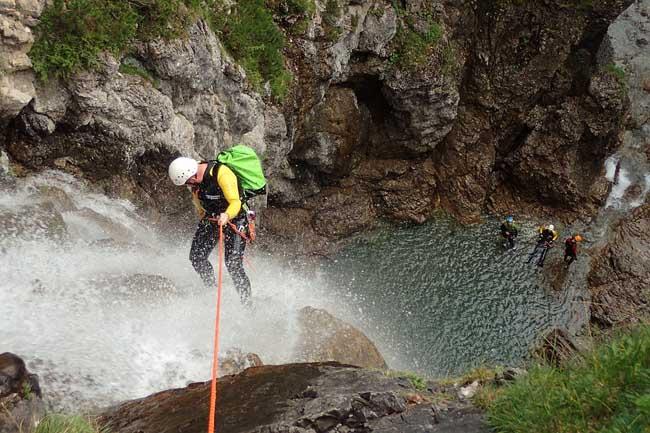 Sports extrêmes aquatiques Pays Catalan