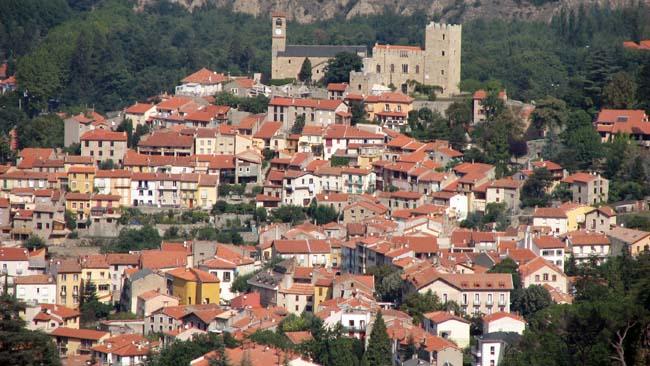 Villes et villages des Pyrénées Orientales