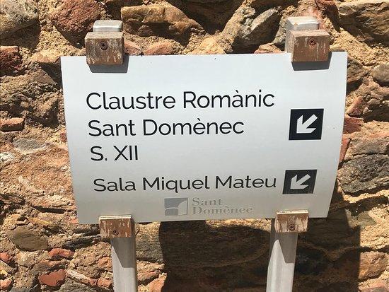 Panneaux et bandeaux tourisme Catalunya