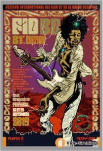 Affiche visuel festival BD