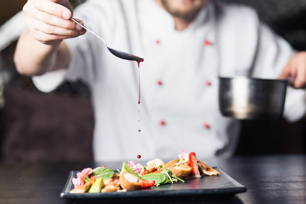 Démonstration culinaire Vinça dégustation gastronomie pays catalan