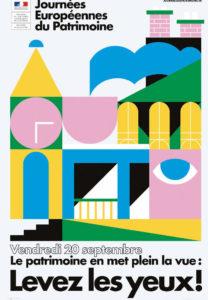 Enfants Journée Patrimoine activités architecture