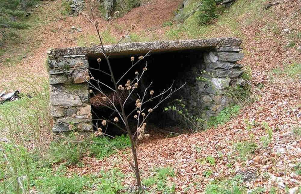 Monuments Mines Pyrénnées Orientales