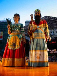tradition festivités Catalogne Espagne tourisme