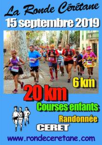 Ceret Courses Pays Catalan