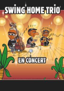 Visuel concert jazz Torreilles Pays Catalan