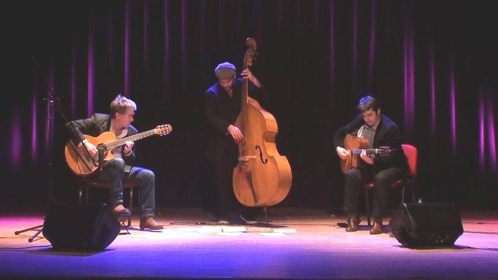 Swing Home Trio Torreilles pyrénées orientales Pays Catalan