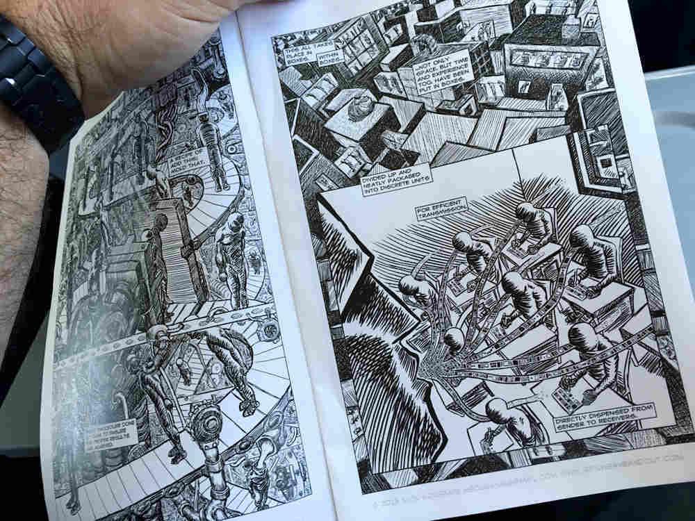 bande dessinée BD expo