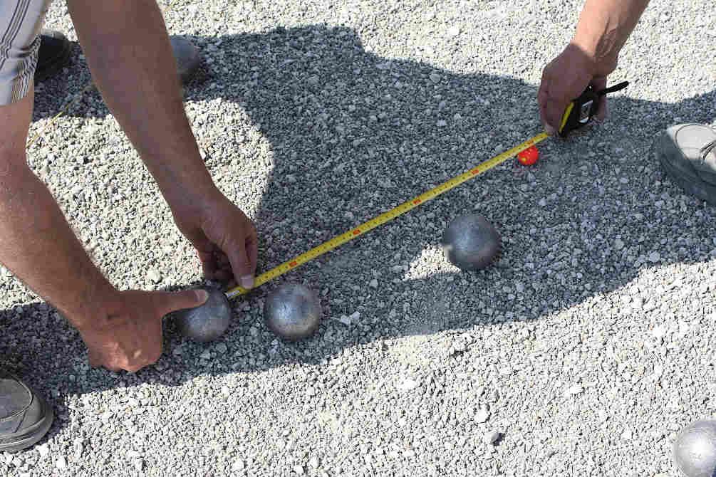 Villeneuve de la Raho jeux tradition boules