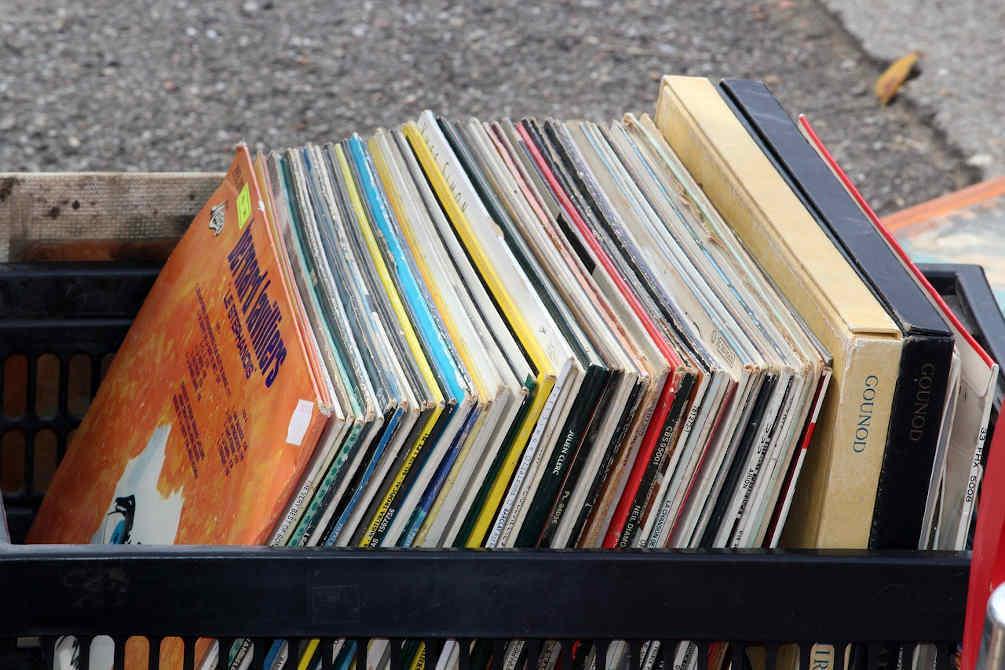 disques vinilo festival musique
