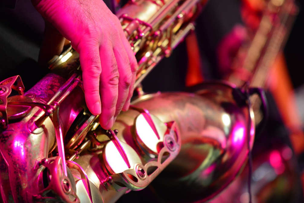 joueur instrument jazz