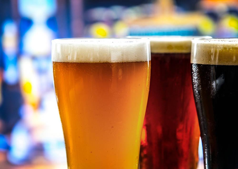 types bières verres
