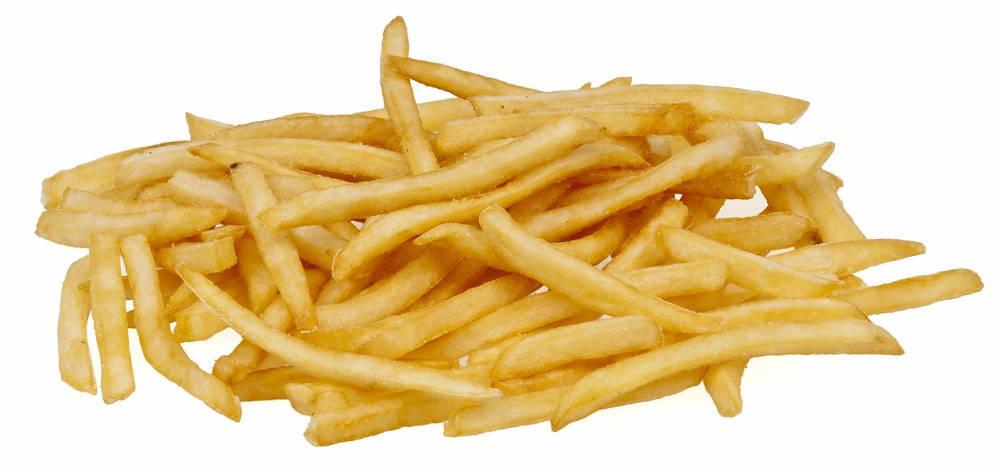 Visuel frites