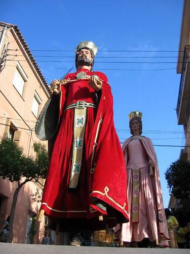 geant catalan rois