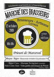 Visuel marché biere Arboussols