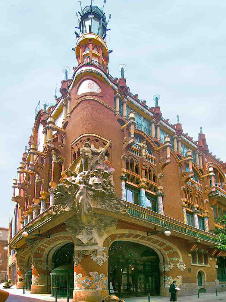 palais musique barcelone festival jazz