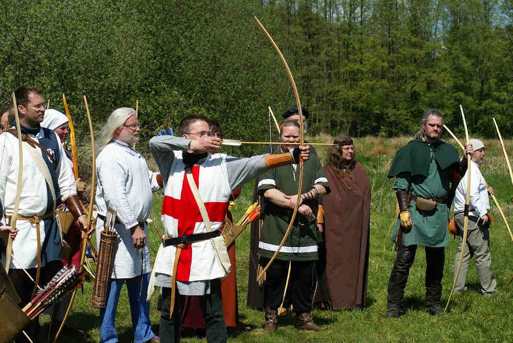 Spectacle archer Trobades Pays Catalan