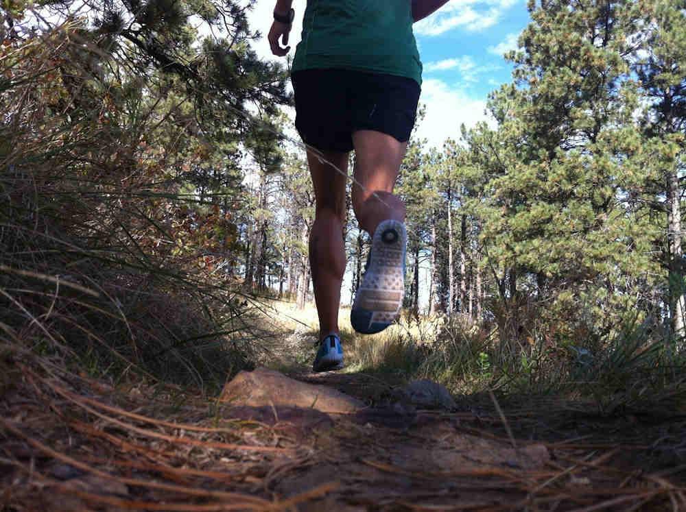chemin nature marathon