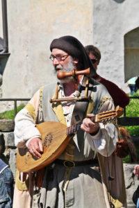 chant medieval jouer trobades