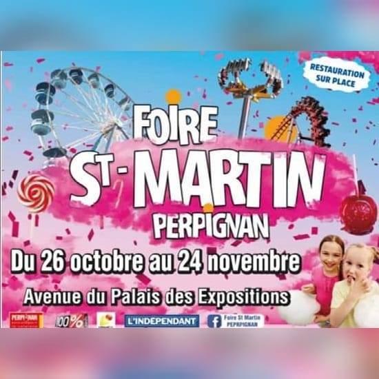 affiche foire catalogne perpignan