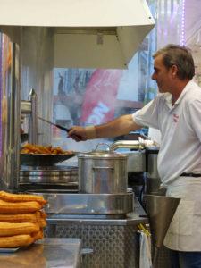 chef churreria catalogne pays catalan