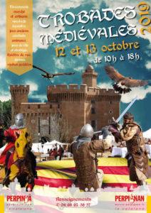 Visuel festival Trobades Perpignan