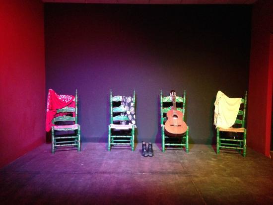scenario flamenco guitare