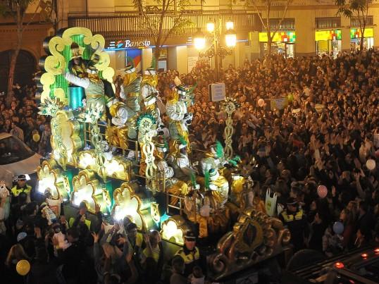 cabalgata reyes magos nadal catalan