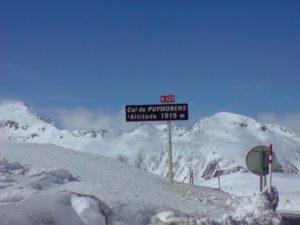 porté puymorens neige montagne station ski pyrénées orientales