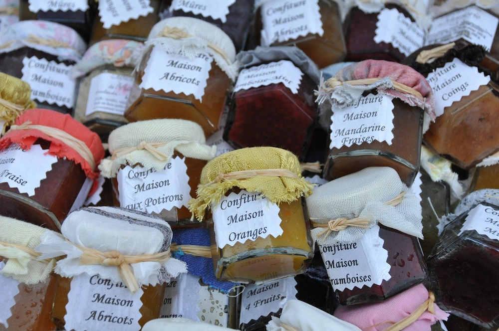 confiture artisanale catalane dégustation gastronomie Occitanie