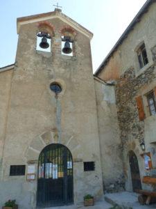 chapelle eglise formiguères pays catalan