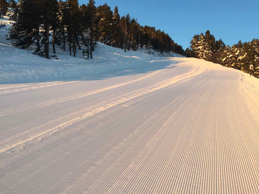 neige piste snowboard montagne pays catalan