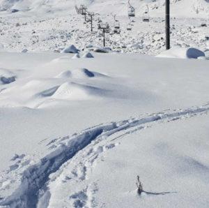 piste montagne puymorens neigne pyrénées orientales