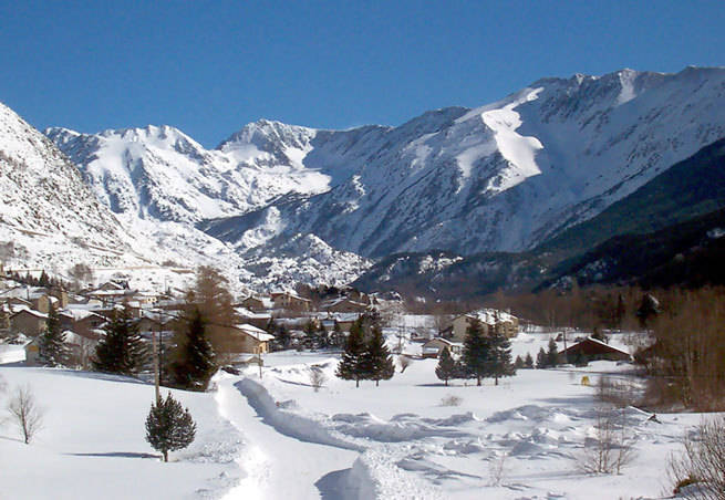 pays catalan stations de ski neige vacances hiver