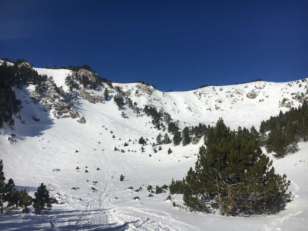 pistes station de ski catalane puyvalador tourisme