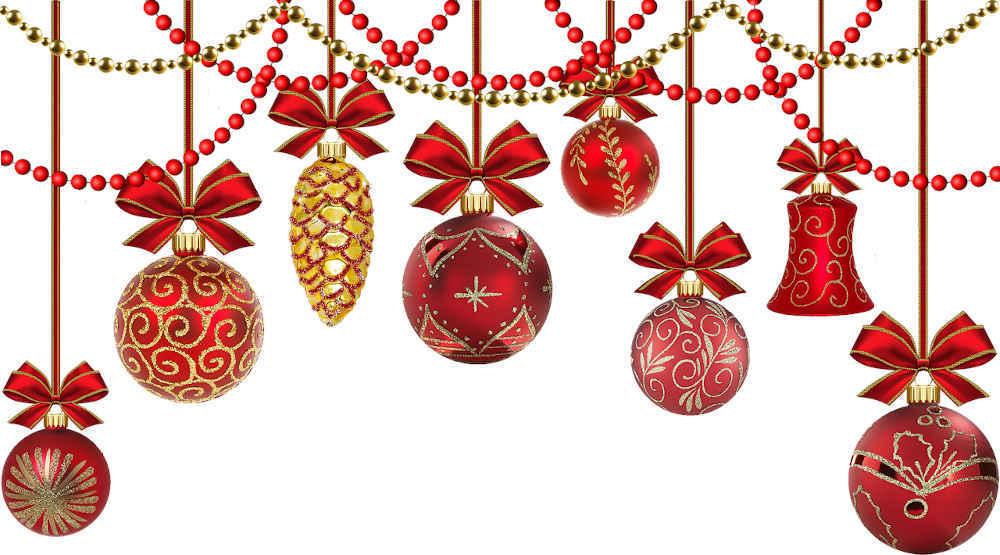 lumieres nadal dorée rouge