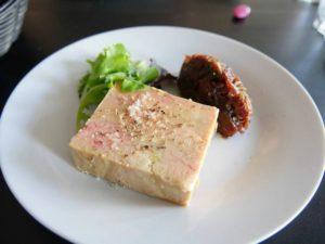 degustation volaille foie catalane