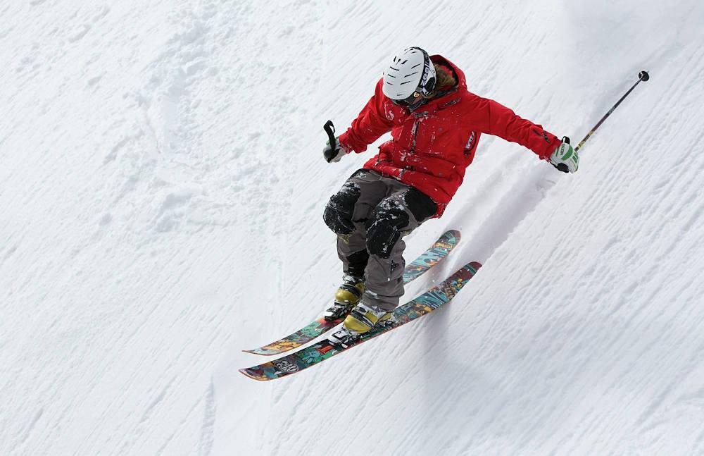 rider ski glisse catalogne
