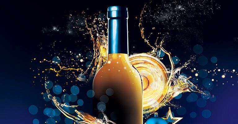 design affiche vin catalan