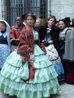 costume roussillonais catalan