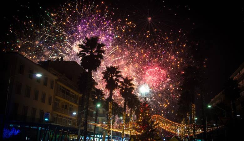 nouvel an canet en roussillon pays catalan