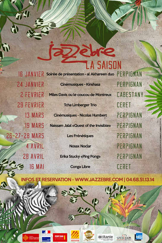 festival jazz artistes pyrénées orientales perpignan événement