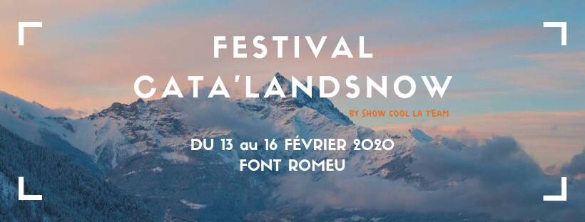 festival montagne ski pyrénées orientales événement
