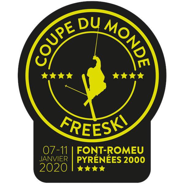 font romeu 2020 compétition ski
