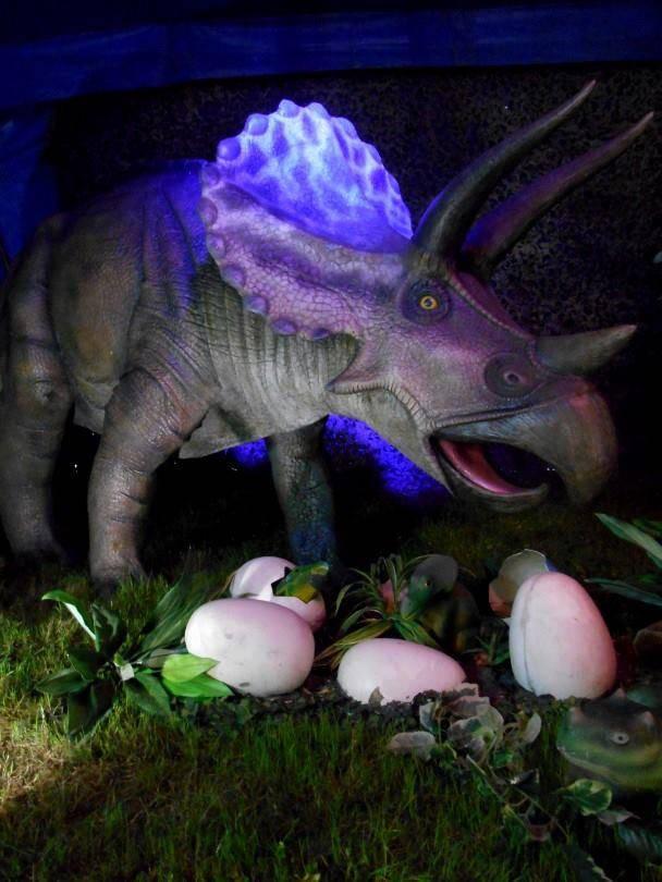 monde des dinosaures perpignan