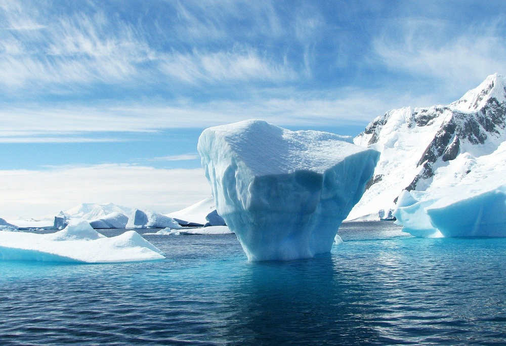 nature glace voyage monde