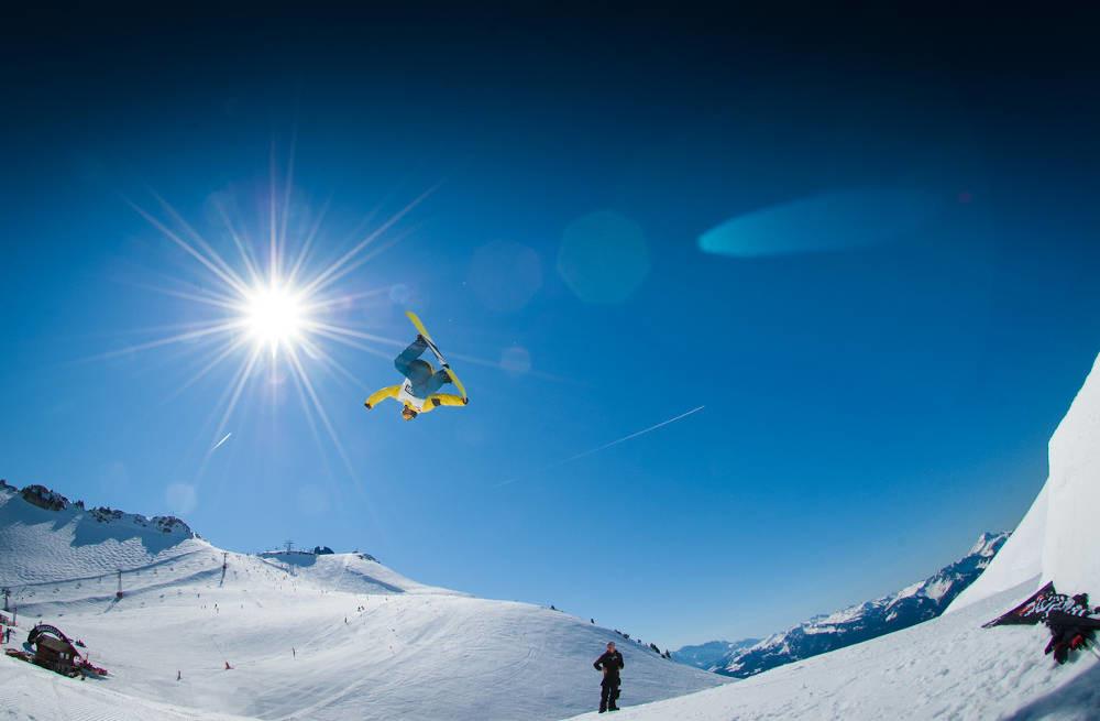 pyrénées orientales coupe du monde de ski freestyle Font Romeu