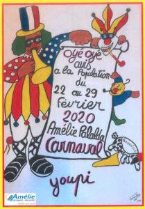 fête amélie-les-bains événement février 2020